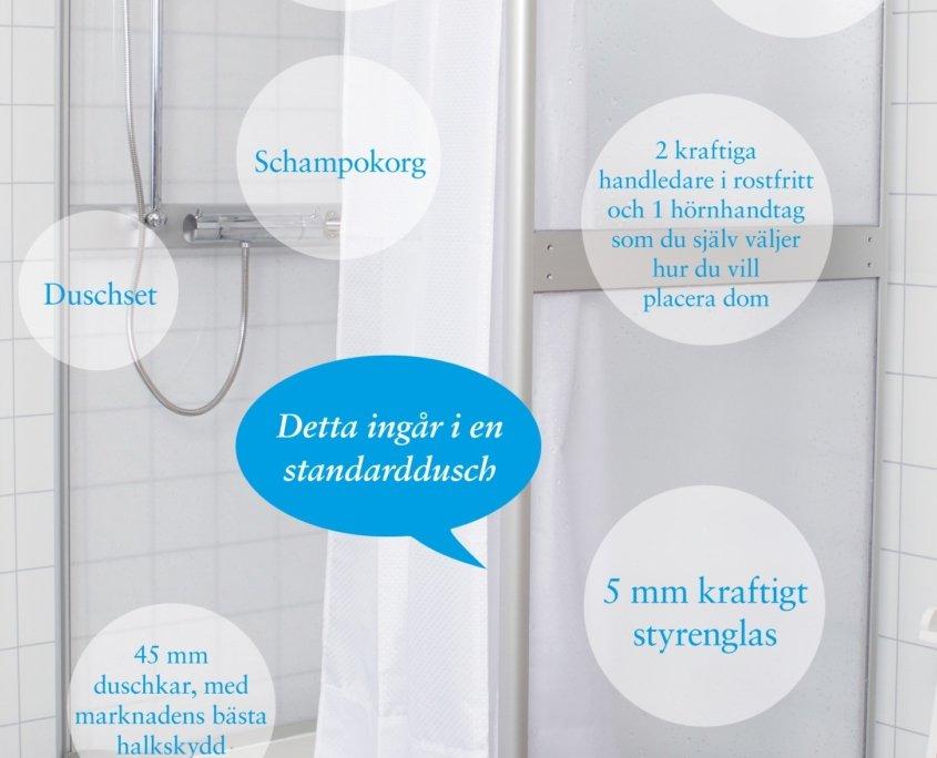 Västia duschrum